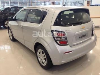 Cima Motors : détails des équipements de la Chevrolet Sonic, disponible à 2 090 000 da TTC