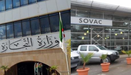 Le ministère du Commerce poursuit en justice Sovac Algérie