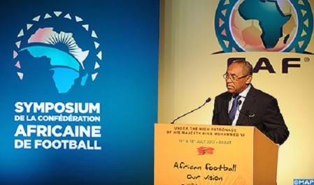 Symposium sur le football africain : une CAN à 24 en été et tous les deux ans