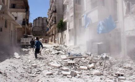 Syrie: 59 civils tués dans des raids de la coalition internationale à Raqqa