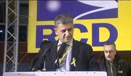 """Yassine Aïssiouane, chargé de communication, au RCD:  """"Le rapport de l'UE n'a aucun intérêt pour le parti"""""""