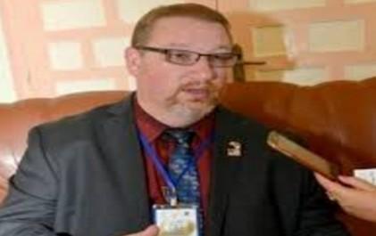 Le maire de la ville américaine El Kader Joshua Robert Pope en visite en Algérie