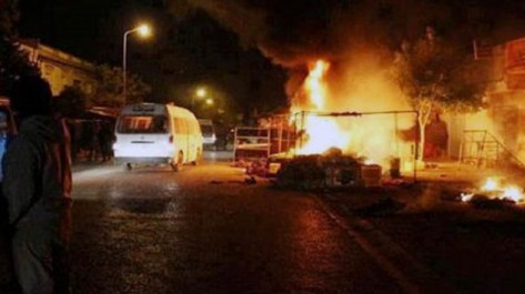 Nuit cauchemardesque à «El Qaria» (Bousfer): Bataille rangée entre deux bandes rivales