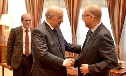 Tebboune reçoit le nouvel ambassadeur français à Alger
