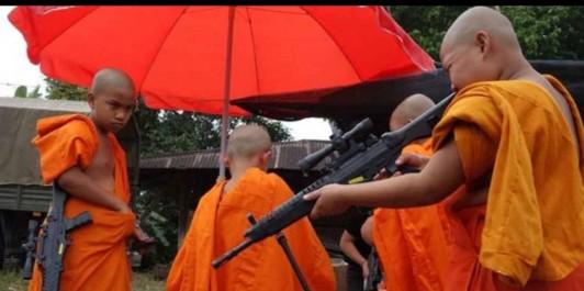 31 terroristes présumés arrêtés en Birmanie