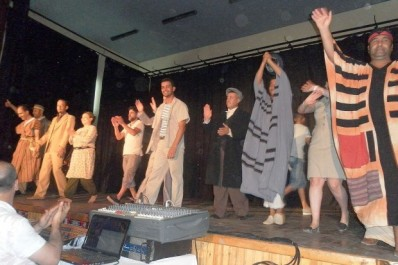 Théâtre amateur: Appel à la mise en place d'une loi fondamentale