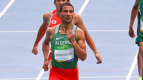 Il l'a annoncé à Tlemcen: Makhloufi incertain aux Championnats du monde de Londres