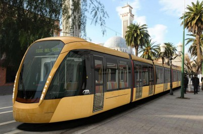 Mise en service du Tramway de Sidi Bel Abbès
