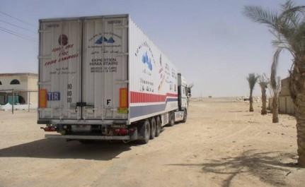Le dispositif du transport de marchandises sera revu