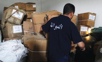 Tunisie: 434 millions de dinars de marchandises saisies par le service des douanes