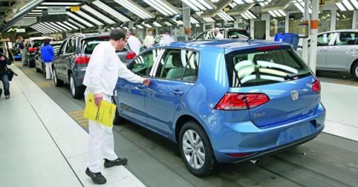 Algérie: Inauguration de l'Usine de montage de véhicules Volkswagen de Relizane