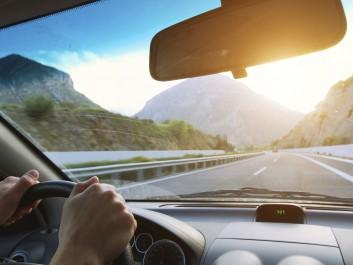 Chaleur et voyage en voiture: Les 7 recommandations