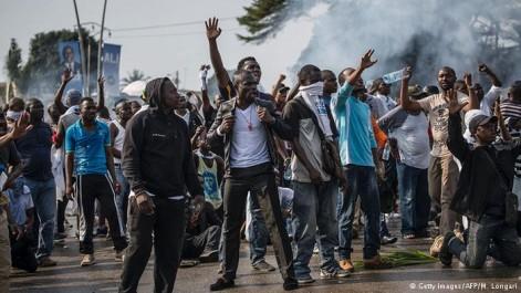 Violence post-électorales au Kenya:  Le candidat battu ne lâche pas prise