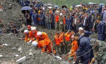 Séisme en Chine: le bilan s'alourdit à 20 morts