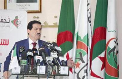 Démission du coordinateur de wilaya du parti TAJ