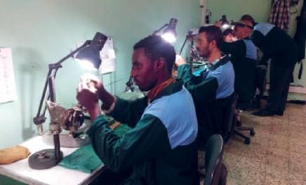 Coopération Algéro-Brésilienne: Des artisans de Batna en stage à Oro Brito