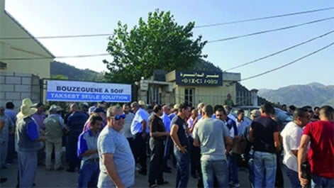 Suite aux assurances du wali de Tizi Ouzou: Les habitants de Bouzeguène sursoient à leur marche