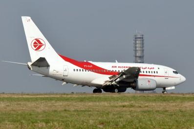 Un avion d'Air Algérie survole Nice à basse altitude, une enquête ouverte