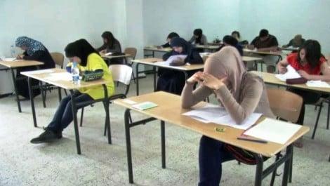 Des brouilleurs pour les examens