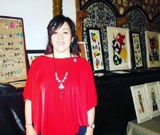 Assia Boulahbal: Une artiste nous ouvre les portes de son atelier