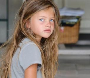 L'une des plus jolies petites filles du monde entier a bien grandi