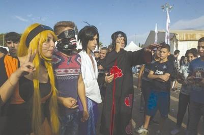 Semaine culturelle japonaise à Alger: Un concours de cosplay pour les passionnés de manga
