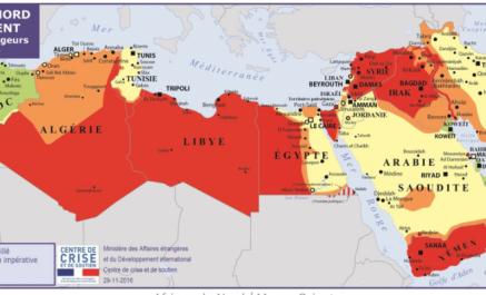 Tourisme: l'Algérie « pays dangereux » selon la France !