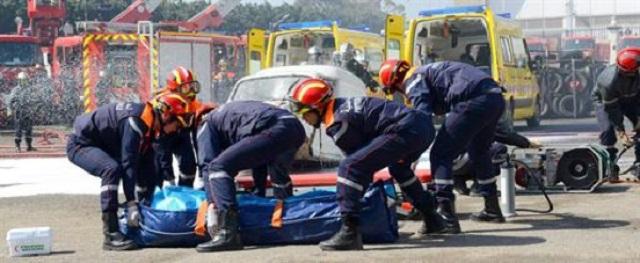 Protection civile: plus de 24 000 interventions effectuées en une semaine