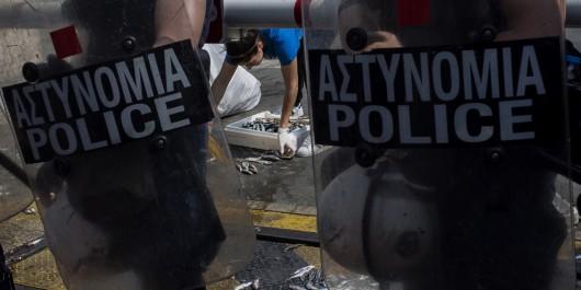 Accusée d'extrémisme:  Arrestation en Grèce d'une Belge