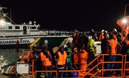Méditerranée: les migrants à nouveau sur la route d'espagne