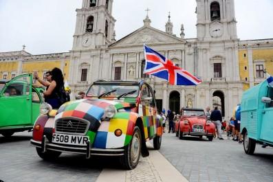 Citroën : 22ème Mondiale de la «Deutsche»
