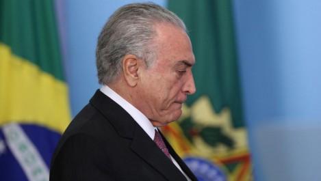 Brésil: le sort du président Michel Temer entre les mains du Parlement