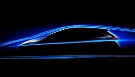 Salon de Frankfurt 2017 : La nouvelle Nissan Leaf sera plus basse (vidéo)