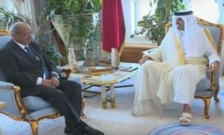 Tournée du chef de la diplomatie algérienne au moyen-orient : Cheikh Tamim Ben Hamad Al-Thani recoit Messahel