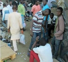 Les migrants subsahariens à Béjaïa:  Une présence devenue gênante