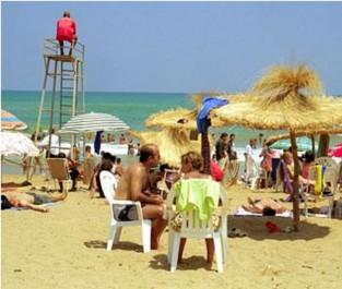 Saison estivale à Béjaïa: Un flux de vacanciers peu profitable