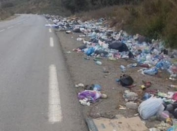 Béjaïa: La côte ouest croule sous les ordures…