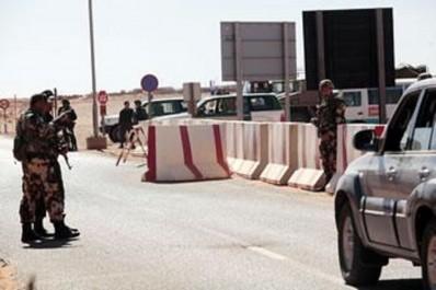 L'armée en état d'alerte sur des frontières explosives:  Une sécurité contraignante
