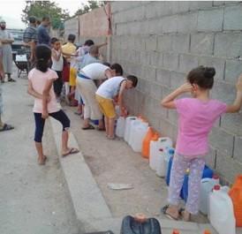 Bouira: L'ete dans les villages de bechloul
