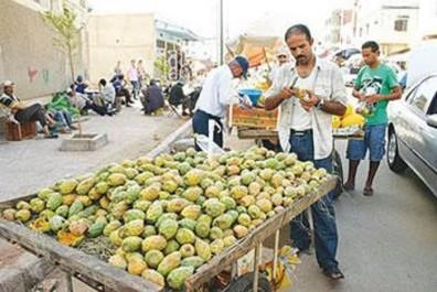 Alors qu'ils sont produits en grandes quantités: Trop chers les fruits du terroir!