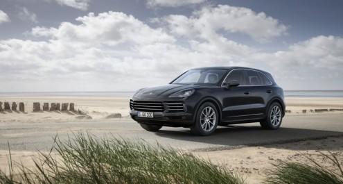 Salon de Frankfurt 2017 : Porsche Cayenne, troisième du nom
