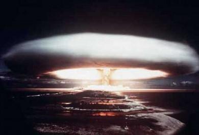 Polynésie- Essais nucléaires: Plainte pour «crime contre l'humanité» contre la France