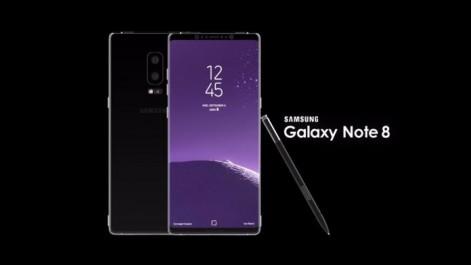Samsung Galaxy Note 8 : La fiche technique complète du monstre !