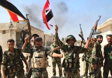 L'armée syrienne reprend le contrôle de plusieurs régions au sud de Raqqa