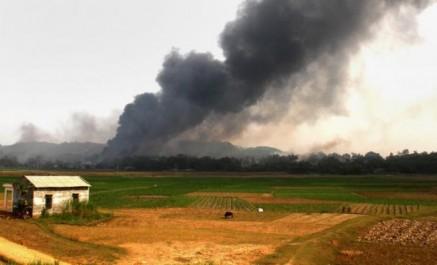 Vietnam: six individus péris dans l'explosion d'une bombe américaine datant de la guerre