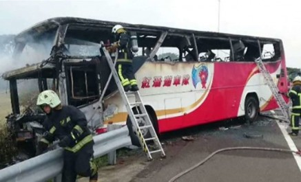 Chine: au moins 36 personnes mortes dans un accident de la route