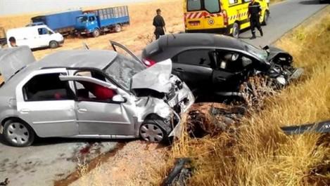 Oran: un mort et trois blessés dans une collision entre deux véhicules à Aïn El Turck