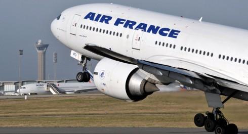 Missile nord-coréen: un avion Air France était à 150 km du point de chute