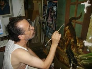 Rétrospective d'Akacha Talbi à la galerie Racim: «La peinture, ma passion et mon îlot d'évasion»