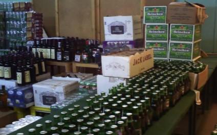 Relizane : 4 000 bouteilles de boissons alcoolisées saisies